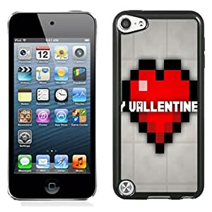 NEW DIY Unique Designed iPod Touch 5th Generation Phone Case For Minecraft Happy Valentines Day Phone Case Cover