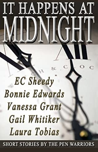 book cover of It Happens at Midnight