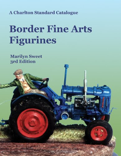 Border Fine Arts Figurines, 3rd Edition - A Charlton Standard Catalogue by Marilyn Sweet (2008) Paperback