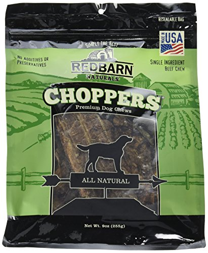 Beefeaters Redbarn Choppers Bag, 9 oz. (4-Pack)