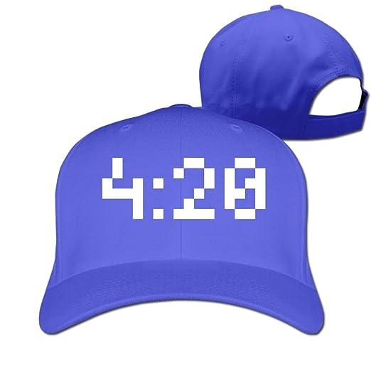 420 Marijuana Caps Flat-Along Adjustable Dad Trucker Hat
