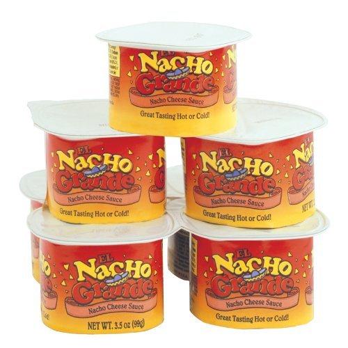 Nacho porciones salsa de queso - no el GMS - NO trans! Medalla de oro