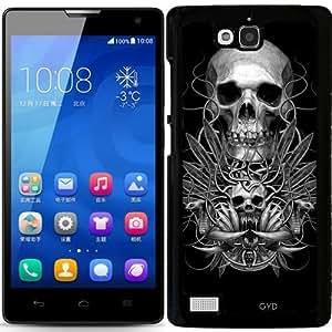 Funda para Huawei Honor 3C - Bestia by Adam Lawless