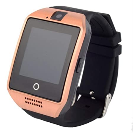 LAQPCBZIGH Reloj Inteligente Bluetooth Smart Watch Sync SMS ...