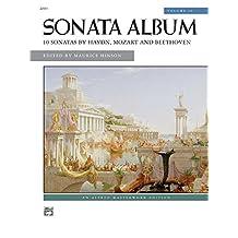 Sonata Album, Vol 2: Comb Bound Book