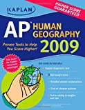 img - for Kaplan AP Human Geography 2009 book / textbook / text book