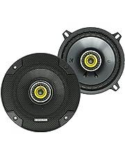 "Kicker 46CSC54 Car Audio 5 1/4"" Coaxial Full Range Stereo Speakers Pair CSC5"