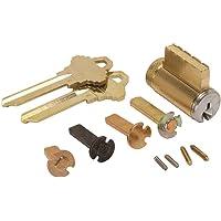 9.5 Length Schlage AL50LD SAT 605 Cylindrical Lock