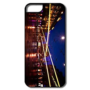 Cartoon Street View IPhone 5/5s Case For Team