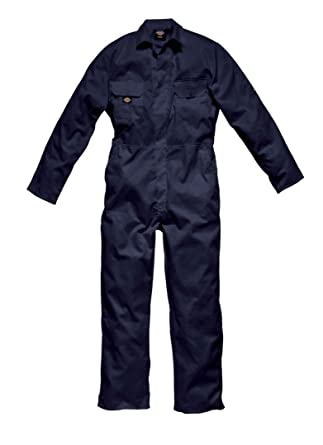 2aed9d7dce5 Amazon.com  Dickies Mens Redhawk Economy Stud Front Coverall  Clothing