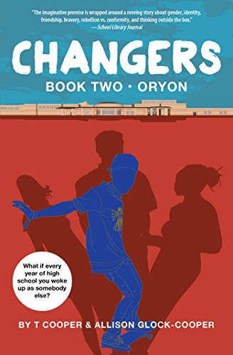 Changers Book Two: Oryon
