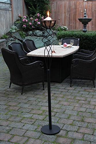 Sunset Elegance Sonoma Copper Patio Torch by Sunset Elegance (Image #1)