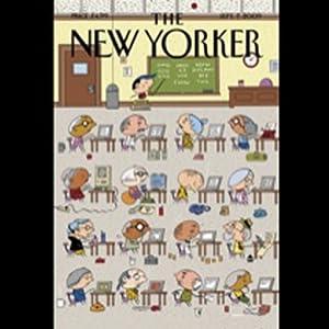 The New Yorker, September 7, 2009 (Adam Gopnik, Jane Kramer, Caleb Crain) Periodical