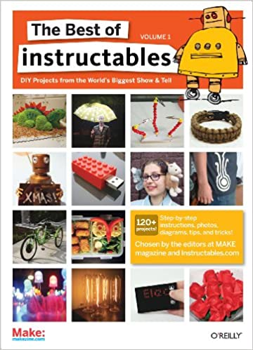 The best of instructables volume i do it yourself projects from the the best of instructables volume i do it yourself projects from the worlds biggest show tell v 1 1st edition kindle edition solutioingenieria Gallery
