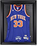 New York Knicks Brown Framed Logo Jersey Display Case