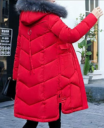 Lined Parka 1 Coats Outdoor Hoodie Down Women Jacket Warm Long security Winter wxHq07zPR