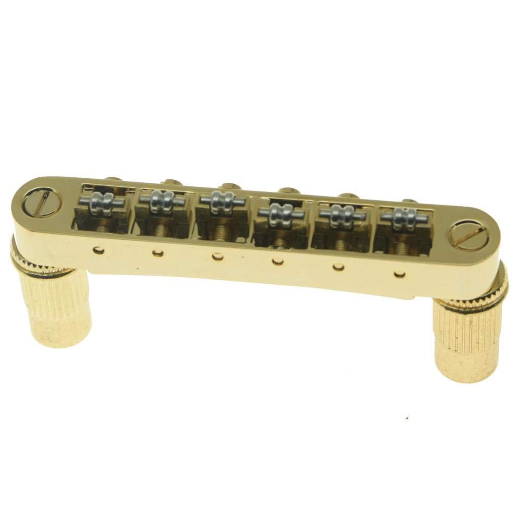 Bigsby con postes roscados M8 SG Puente para guitarra Epiphone Les Paul Dot KAISH