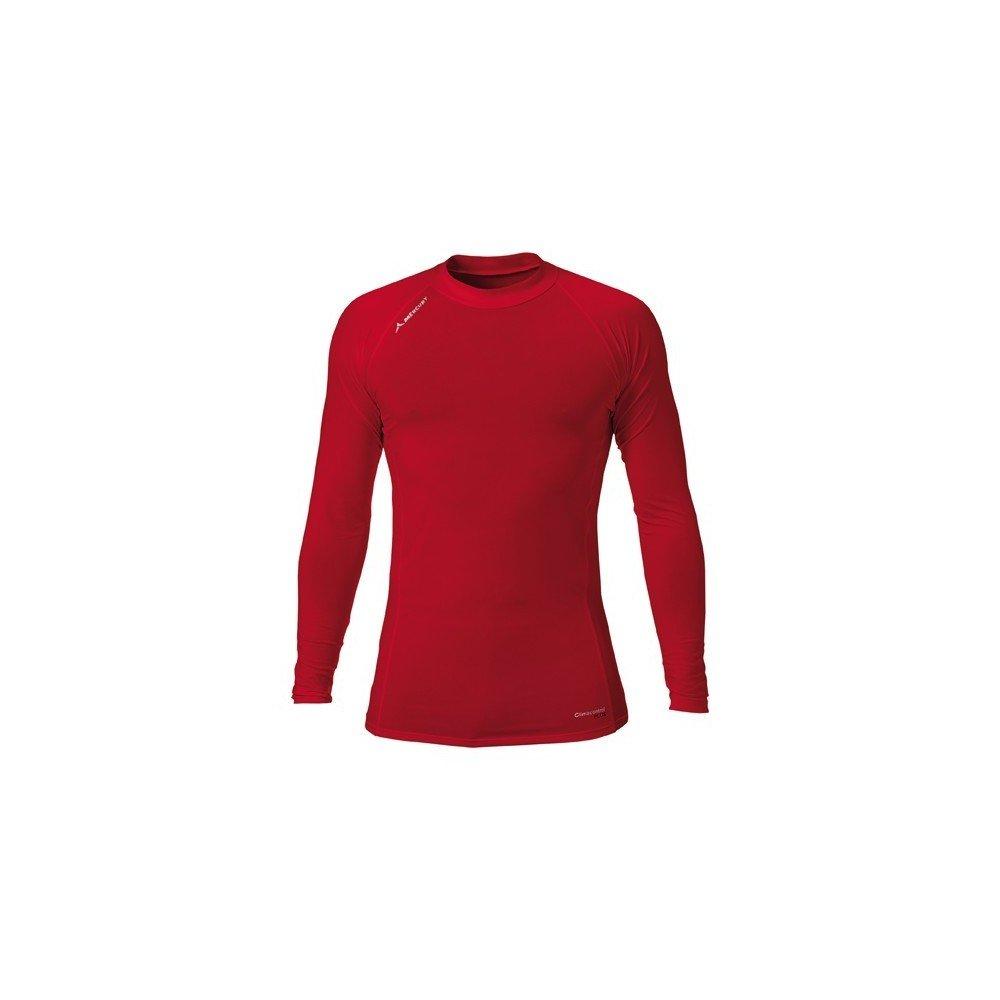 T-Shirt Thermique Mercure Tecnic Rouge
