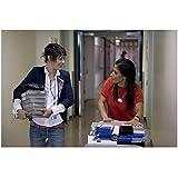 The L Word Katherine Moennig as Shane McCutcheon and Sarah Shahi as Carmen in Hallway 8 x 10 inch photo