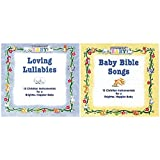 Cedarmont Baby CD Collection: Loving Lullabies & Baby Bible Songs (30 Christian Instrumentals)