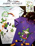 THE LUCK OF THE IRISH - DAISY KINGDOM NO SEW FABRIC APPLIQUE #6932