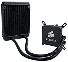 Corsair Cooling Hydro-Series All-in-One High-Performance Liquid CPU Cooler CWCH60