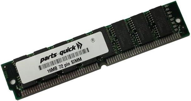 16MB Memory for HP DesignJet 750C Plus Printer (PARTS-QUICK Brand)