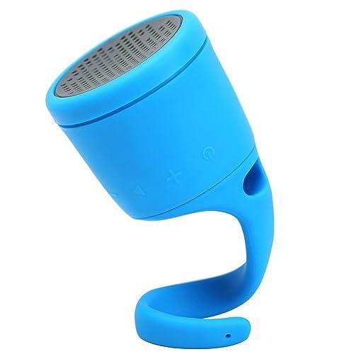 Boom Swimmer Duo Altavoz con Bluetooth Resistente al Agua Color Azul