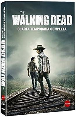 Amazon.com: The Walking Dead - Temporada 4 (Spain ...