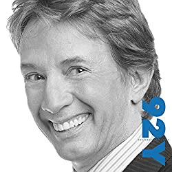 Martin Short with Dick Cavett at the 92nd Street Y