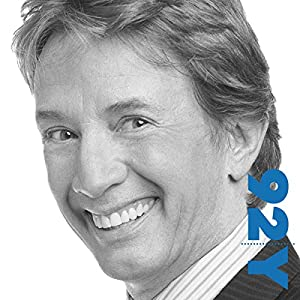 Martin Short with Dick Cavett at the 92nd Street Y Speech