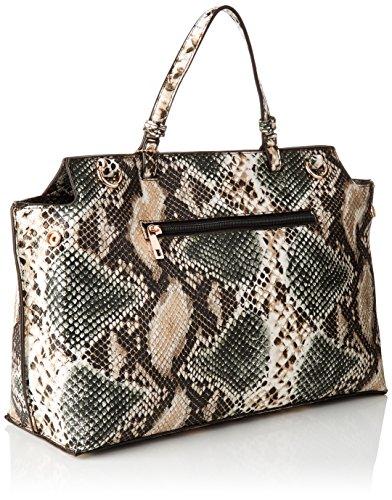 Bulaggi Sarto Handbag - cartera Mujer Verde (Khaki)