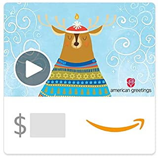 Amazon eGift Card - Christmukkah (Animated) [American Greetings] (B075H6R8KL) | Amazon price tracker / tracking, Amazon price history charts, Amazon price watches, Amazon price drop alerts