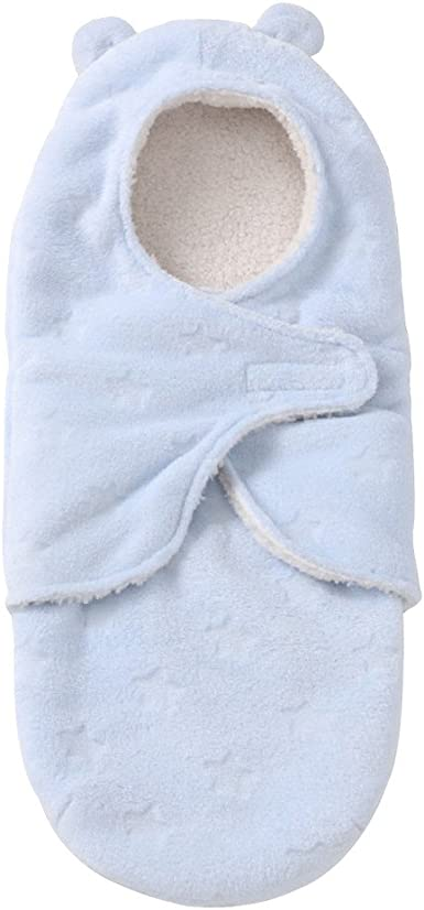 Pueri Saco de Dormir para Beb/é Reci/én Nacido Peleles Infantiles con sentido Confortable