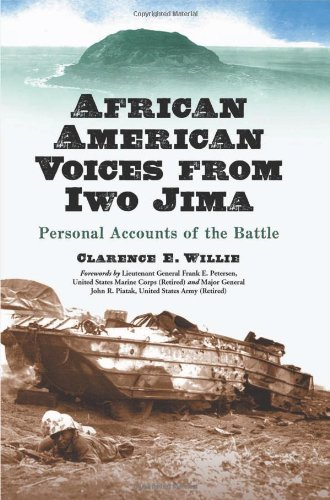 Search : African American Voices from Iwo Jima: Personal Accounts of the Battle