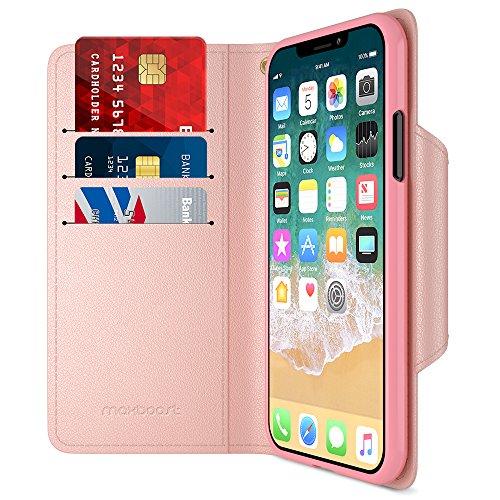 闪购!iPhone X手机壳钱夹$9.74