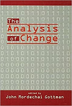 The Analysis of Change (1995-09-03)
