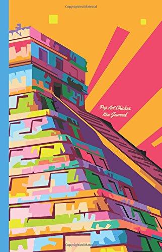 Pop Art Chichen Itza Journal pdf