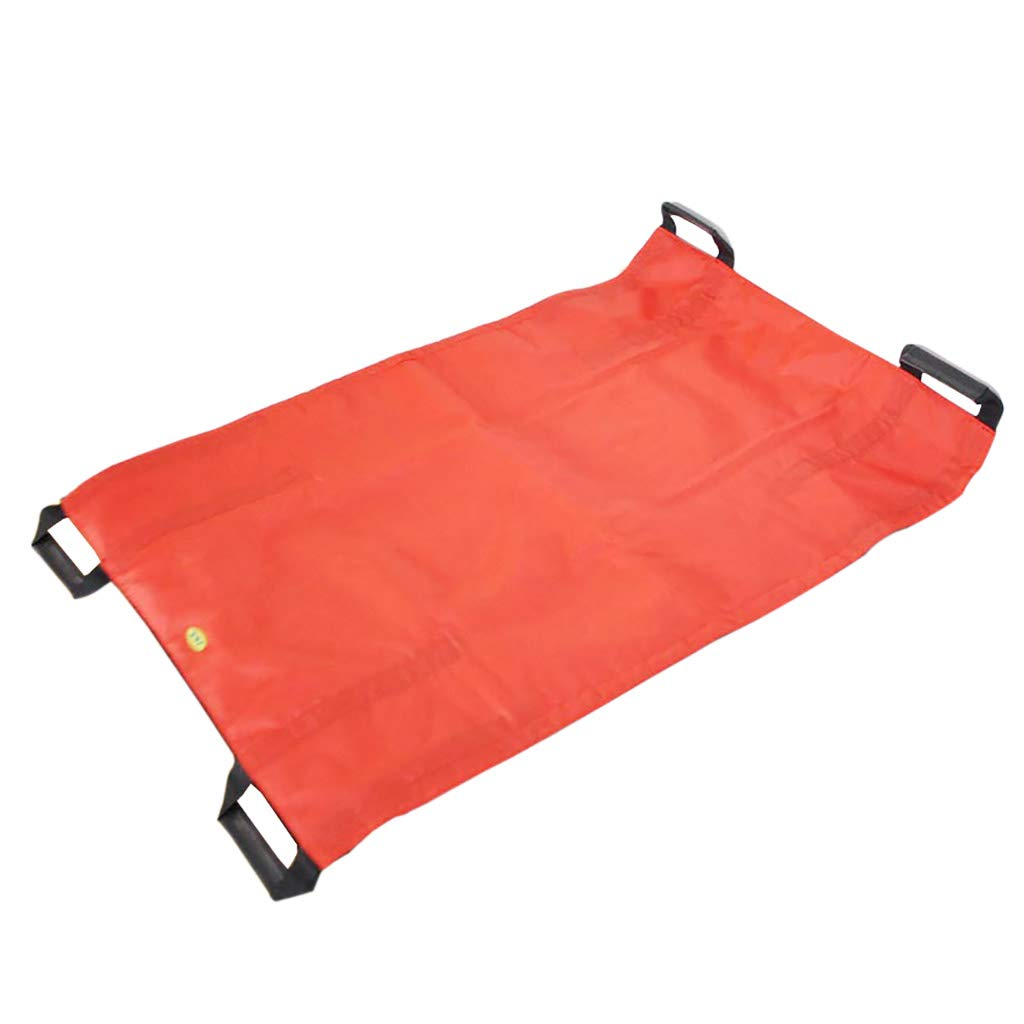 Transfer Belt with Handle Waterproof Shifting Pad Bed Turning Over Shifter Upstairs Carrying Belt Nursing Aid Tool
