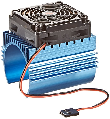 - HobbyWing Cooling Fan + Heat Sink Combo C4