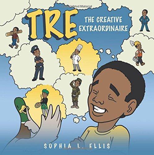 Download Tre: The Creative Extraordinaire pdf epub