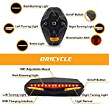 Oricycle C2 Rechargeable Bike Tail Light LED