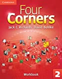 Four Corners Level 2 Workbook (Four Corners Level 2 Full Contact with Self-study CD-ROM)