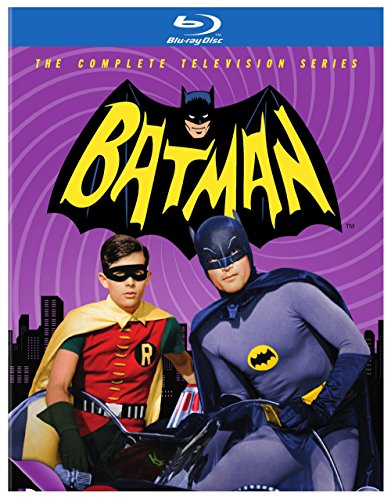 Batman: The Complete Television Series (Blu-ray)]()