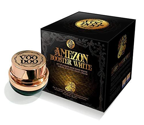 VooDoo Amezon Anti-aging Booster Lift up White Mask Snake Venom Cream 30 g.