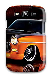 Tpu Case Cover Compatible For Galaxy S3/ Hot Case/ Chevy