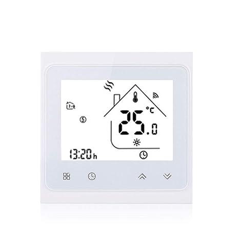 mingxiao Termostato De WiFi 16A Controlador De Temperatura ...