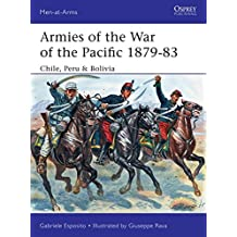 Armies of the War of the Pacific 1879–83: Chile, Peru & Bolivia