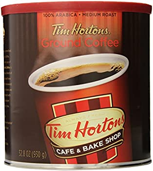 Tim Horton's 100% Arabica Medium Roast Coffee