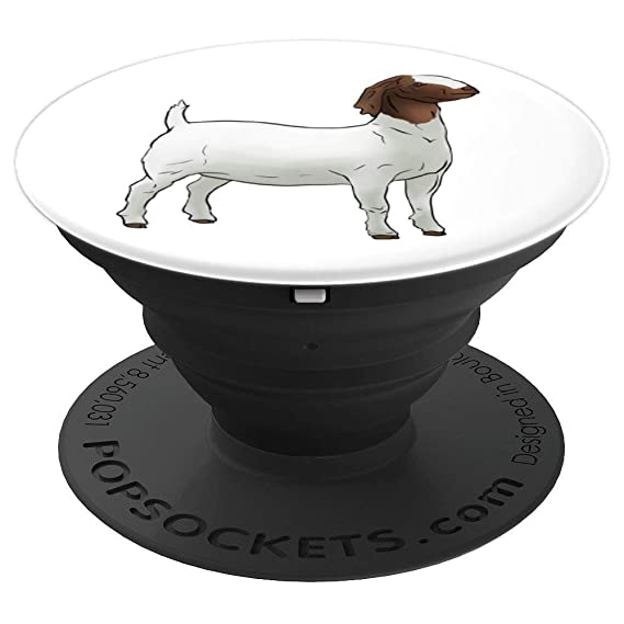 Amazon com: Boer Goat Brace - PopSockets Grip and Stand for Phones